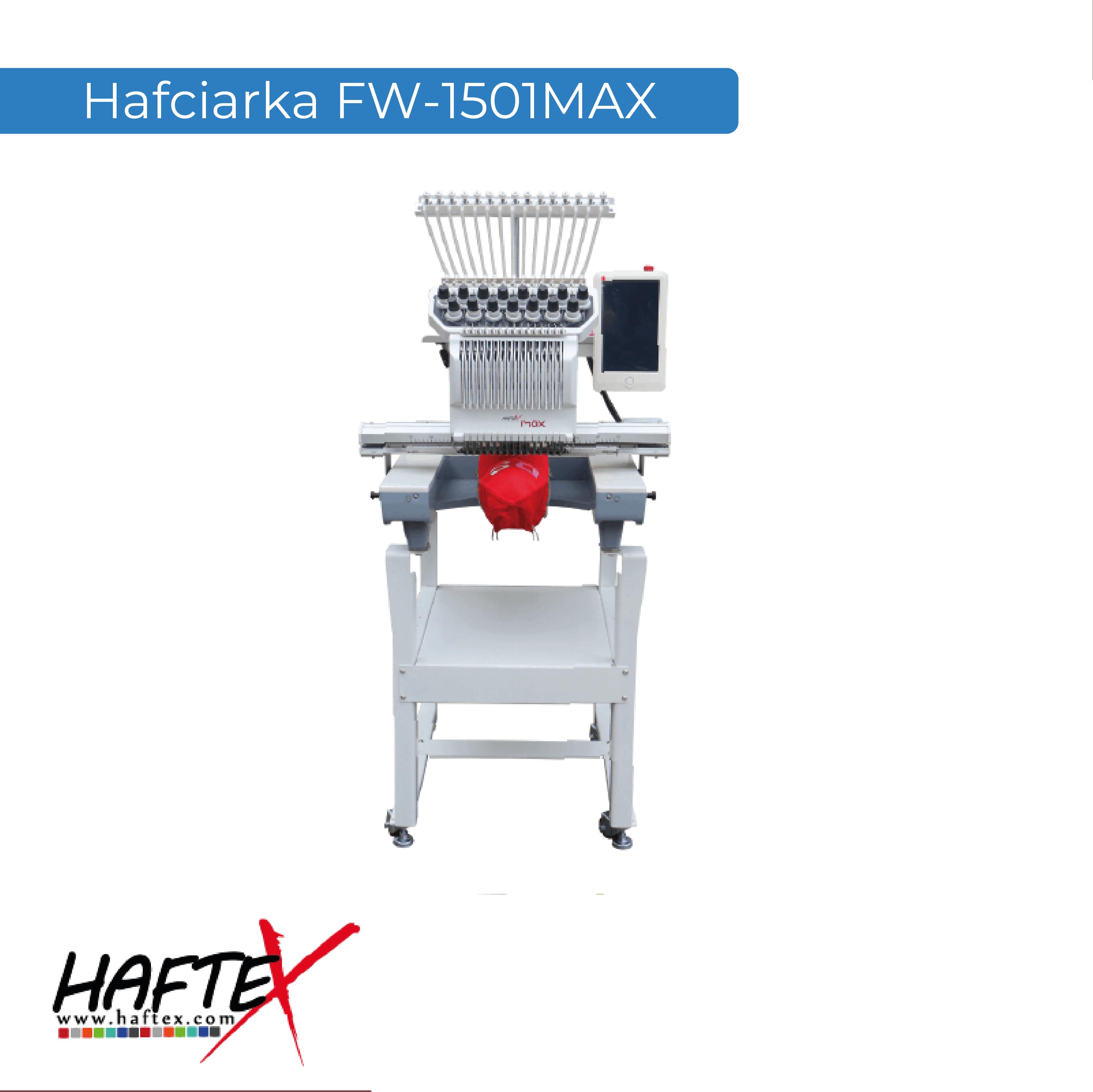 Hafciarka Komputerowa Haftex Mini