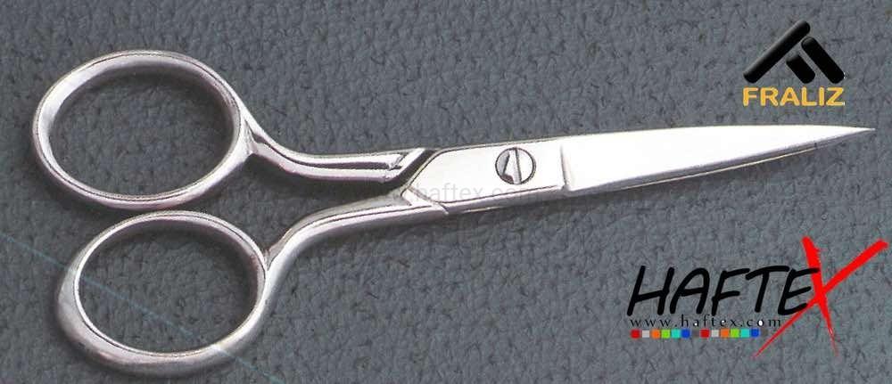 Nożyczki hafciarskie proste clasic  3112  10 cm Fraliz