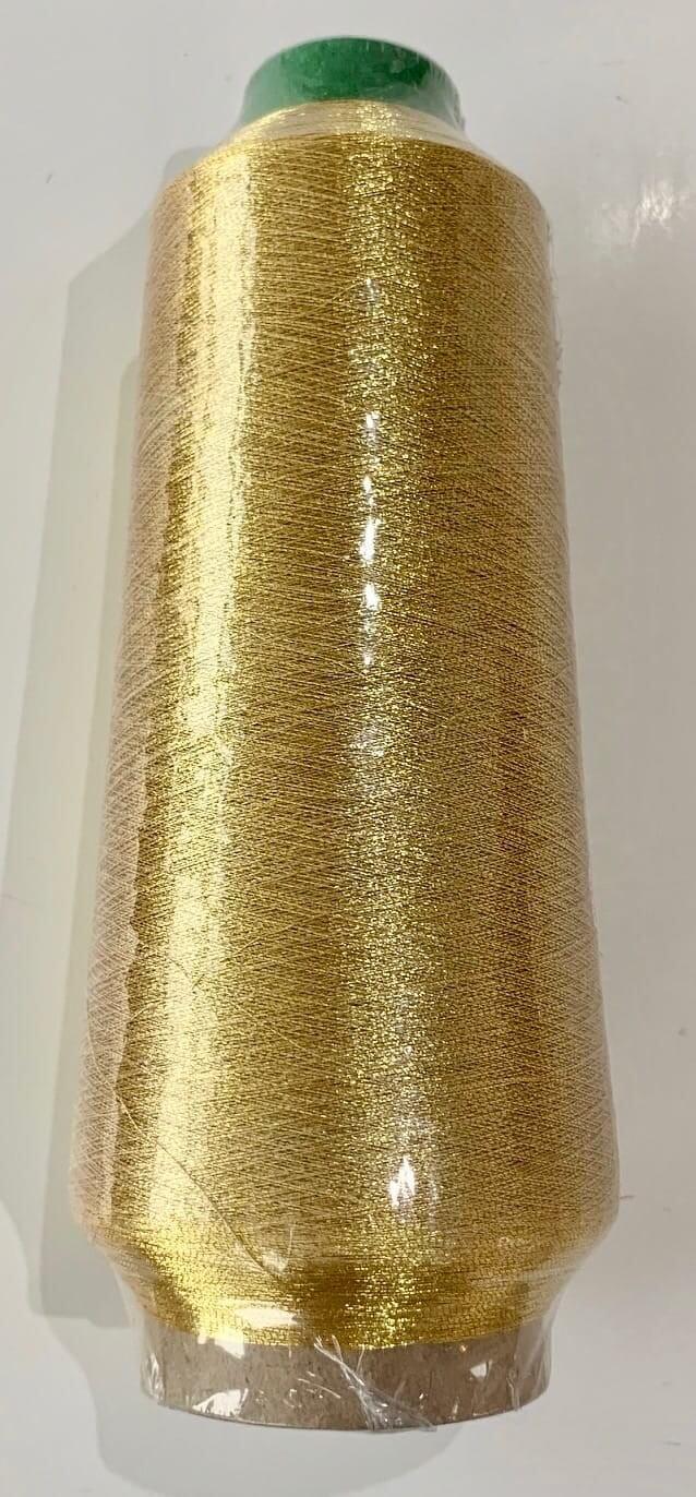 NICI METALICZNE AX 10  - kolor złoty