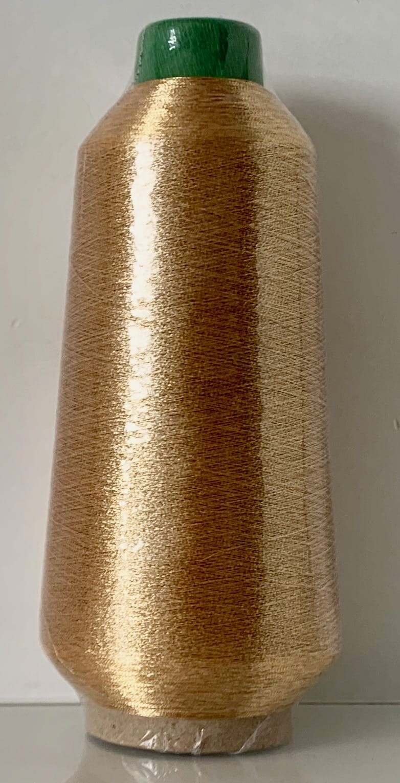 NICI METALICZNE AX 12  - kolor złoty