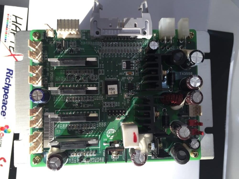 Sterownik silników krokowych Haftex Dahao PC501