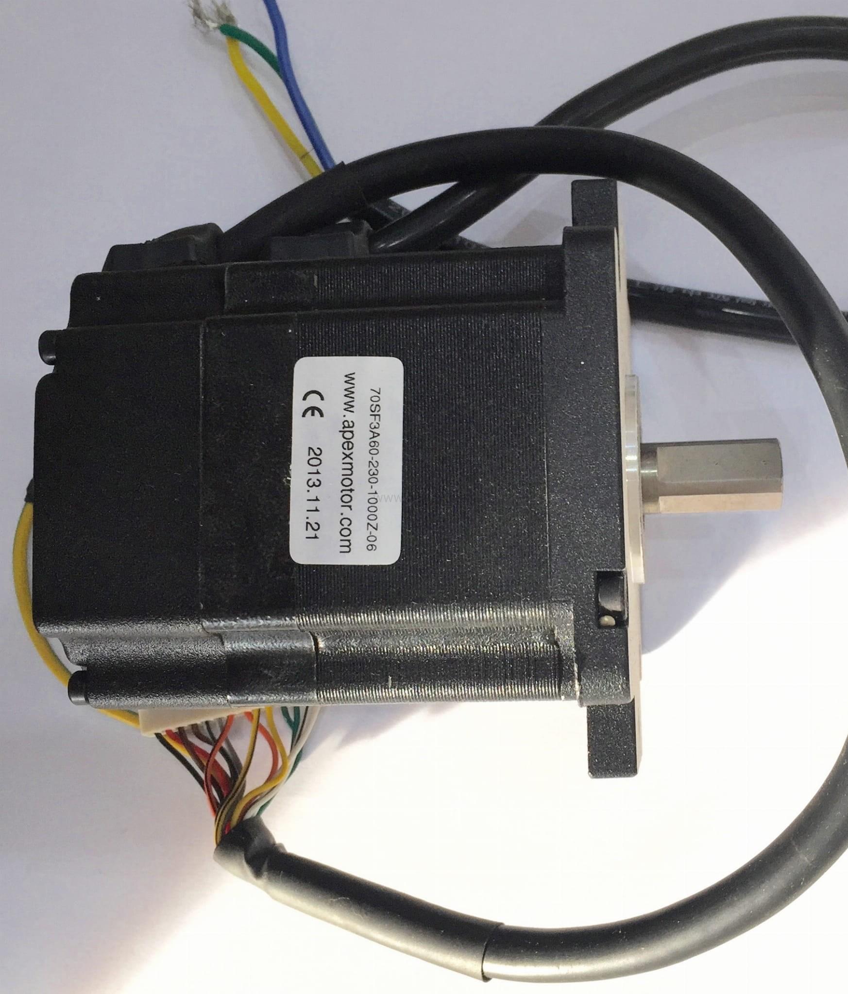Silnik serwo główny  Haftex  70SFA3A60