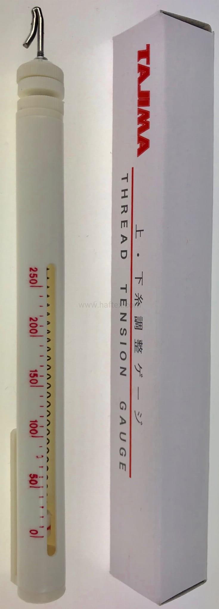 Przyrząd do kontroli naciągu górnej  nici Tajima UTG Towa