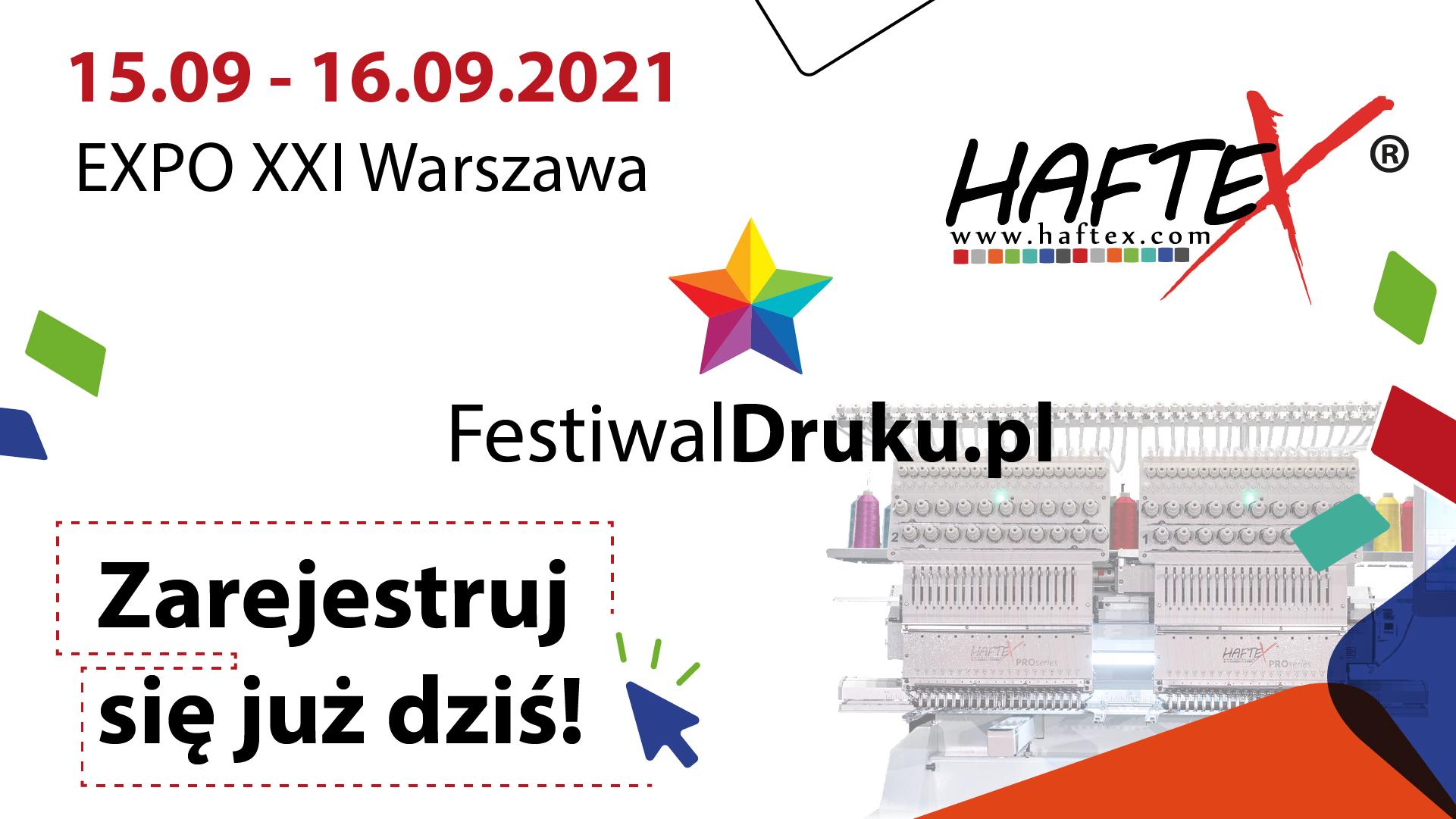 Festiwal Druku 2021